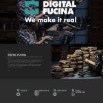realizzazione sito web Digital Fucina