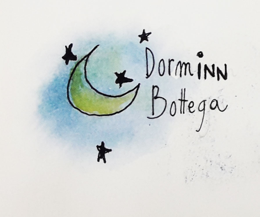 Logo Dormi Inn Bottega