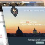 realizzazione sito web Dormi Inn Bottega