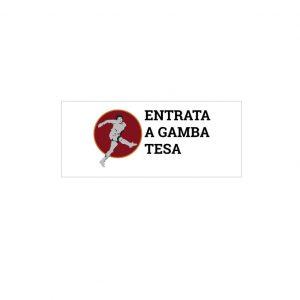 Logo per Entrata a Gamba tesa - notizie e intrattenimento in ambito sportivo.