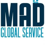 MAD Global Service Logo
